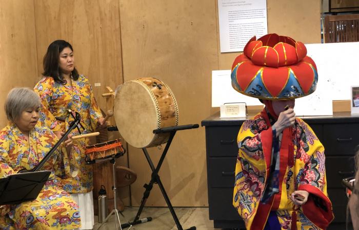 performance inside kobo at higo