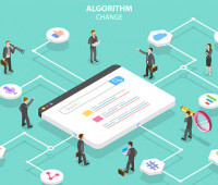 Understanding Social Media Algorithm