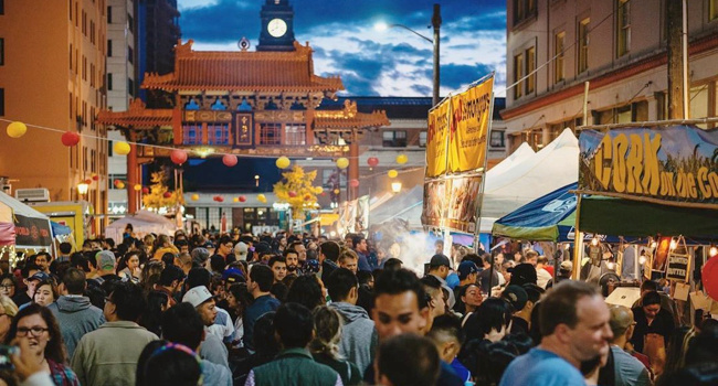 C-ID Night Market