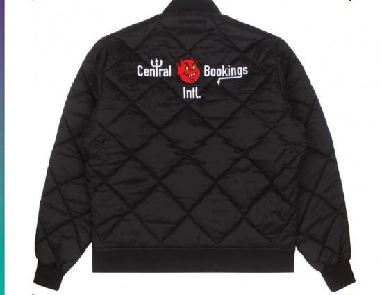 CBI Born Dead Quilted Jacket