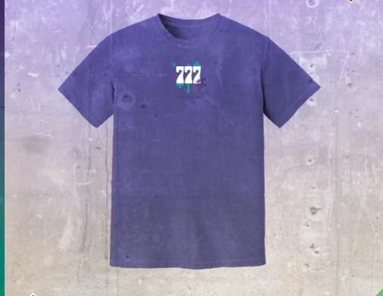 Trichome 777 Anniversary SS Shirt