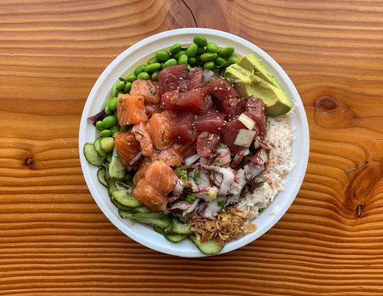 goPoke Big Island Platter