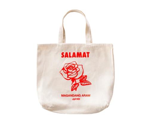 Salamat Tote Bag
