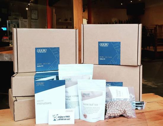 Oasis BubbleTea Kit