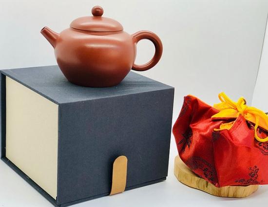 Yixing Purple Clay Tea Pot (180ml)