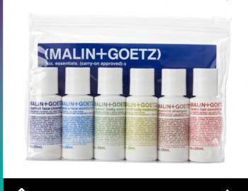Malin + Goetz Travel Ready Essentials Kit