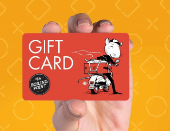 Gift Card - Boiling Point