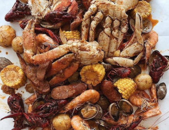 At Home Seafood Boil Kit