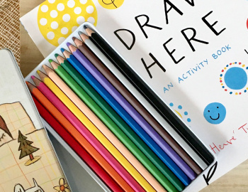Creativity and Drawing Kit