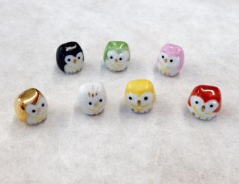 Super Tiny Lucky Owls Set